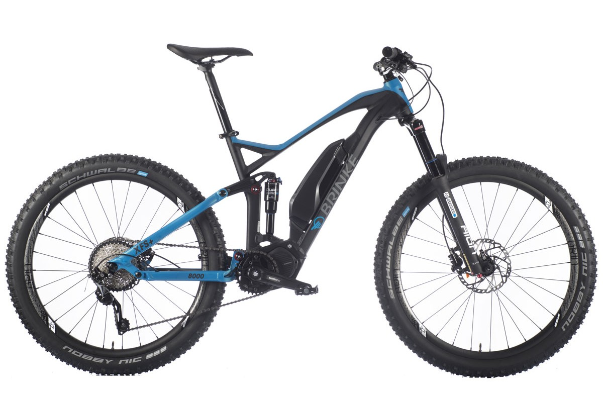 Brinke ebike off road