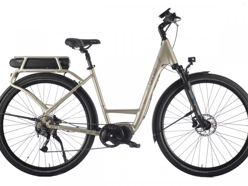 Brinke ebike city bike