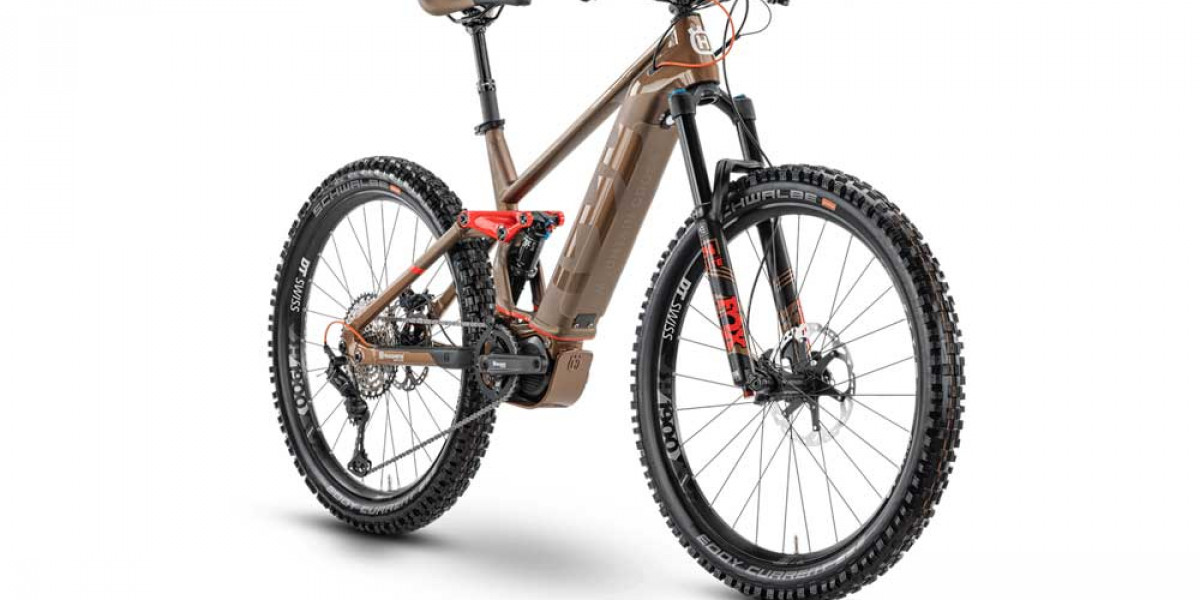 Husqvarna ebike mountain cross